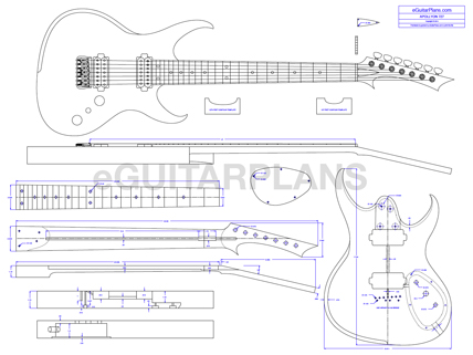 Sample guitar plan